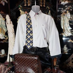 Men's Tommy Hilfiger Large dress shirt